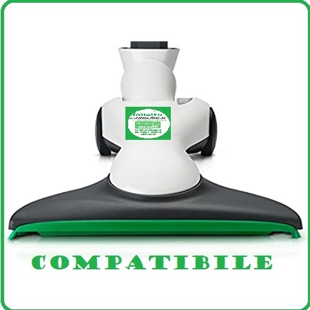 VORWERK FOLLETTO SPAZZOLA HD50 PER SCOPE VK131 VK135 VK136 VK140 VK150  VK200 VK200 S COMPATIBILE